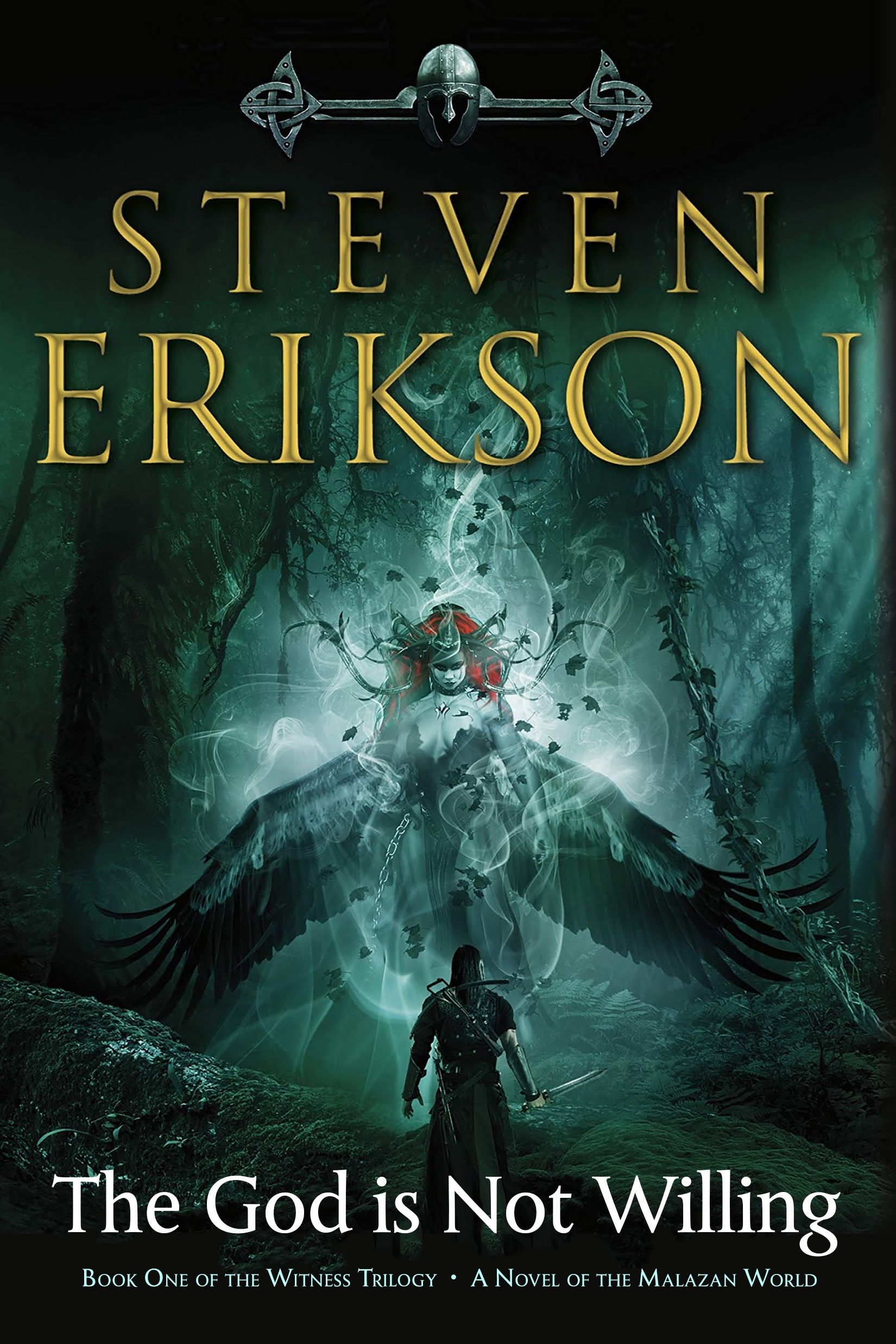 The God is Not Willing by Steven Erikson