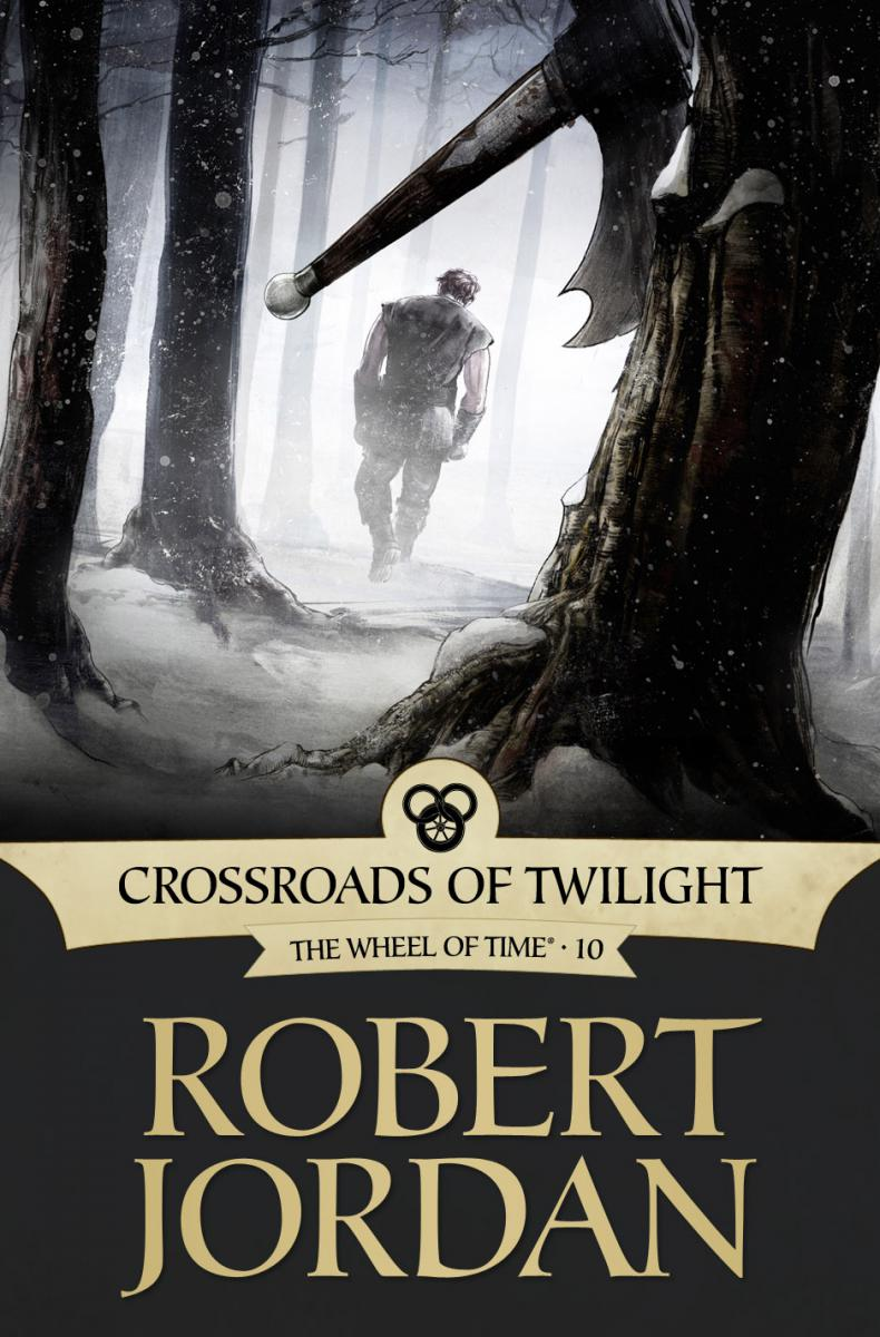 Crossroads of Twilight (Tor ebook cover)