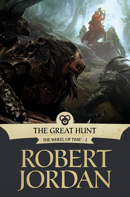 The Great Hunt (Tor ebook)