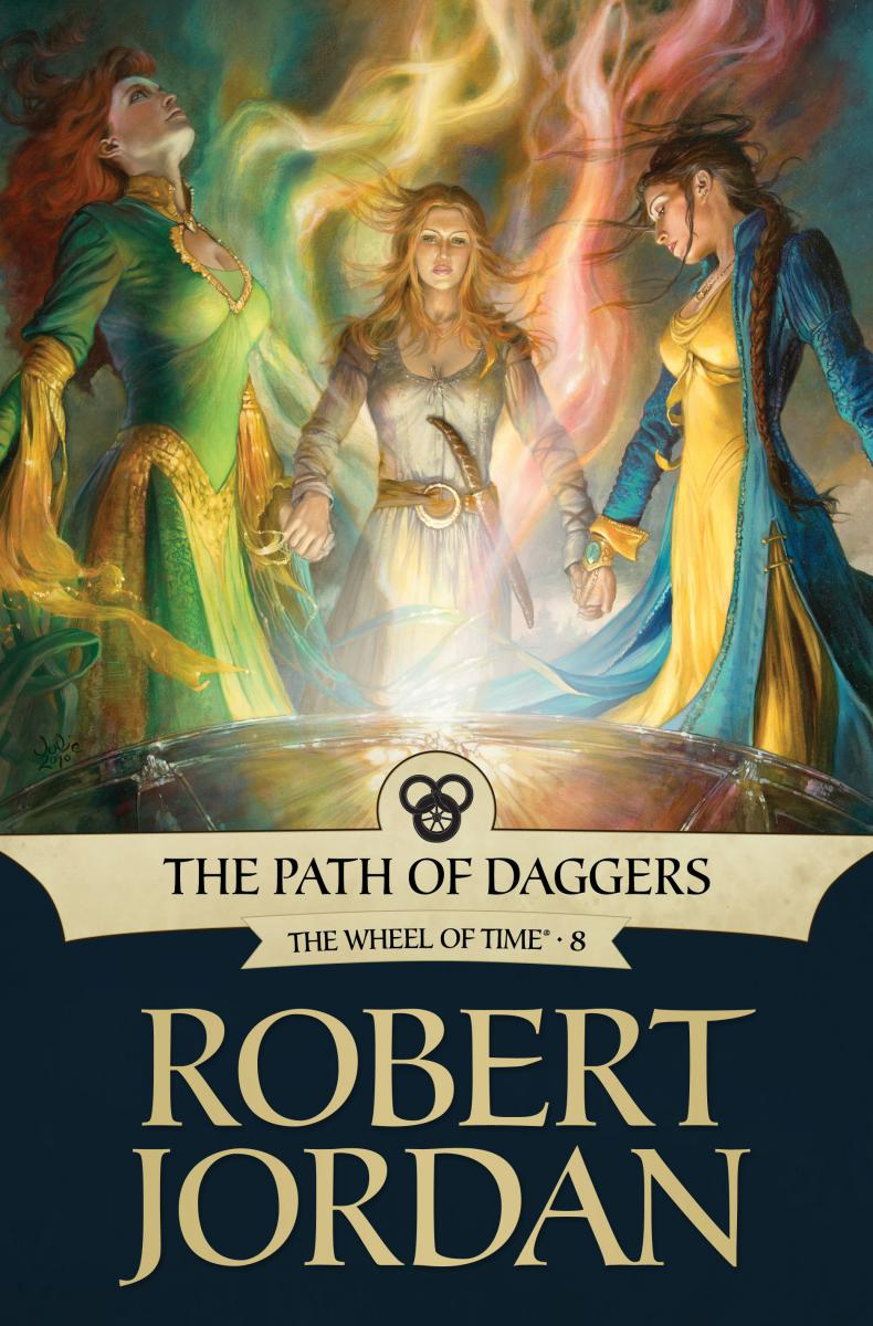 The Path of Daggers (Tor eBook cover)