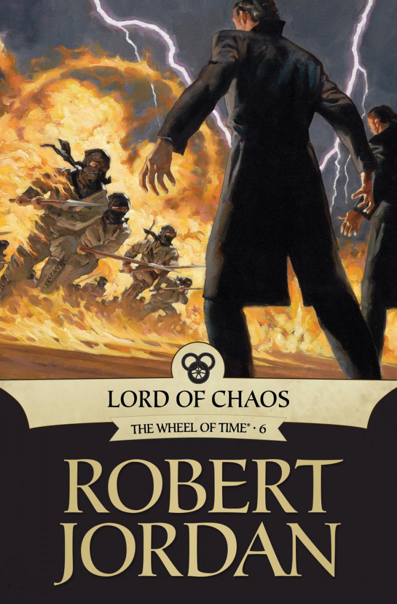 Lord of Chaos (Tor ebook)