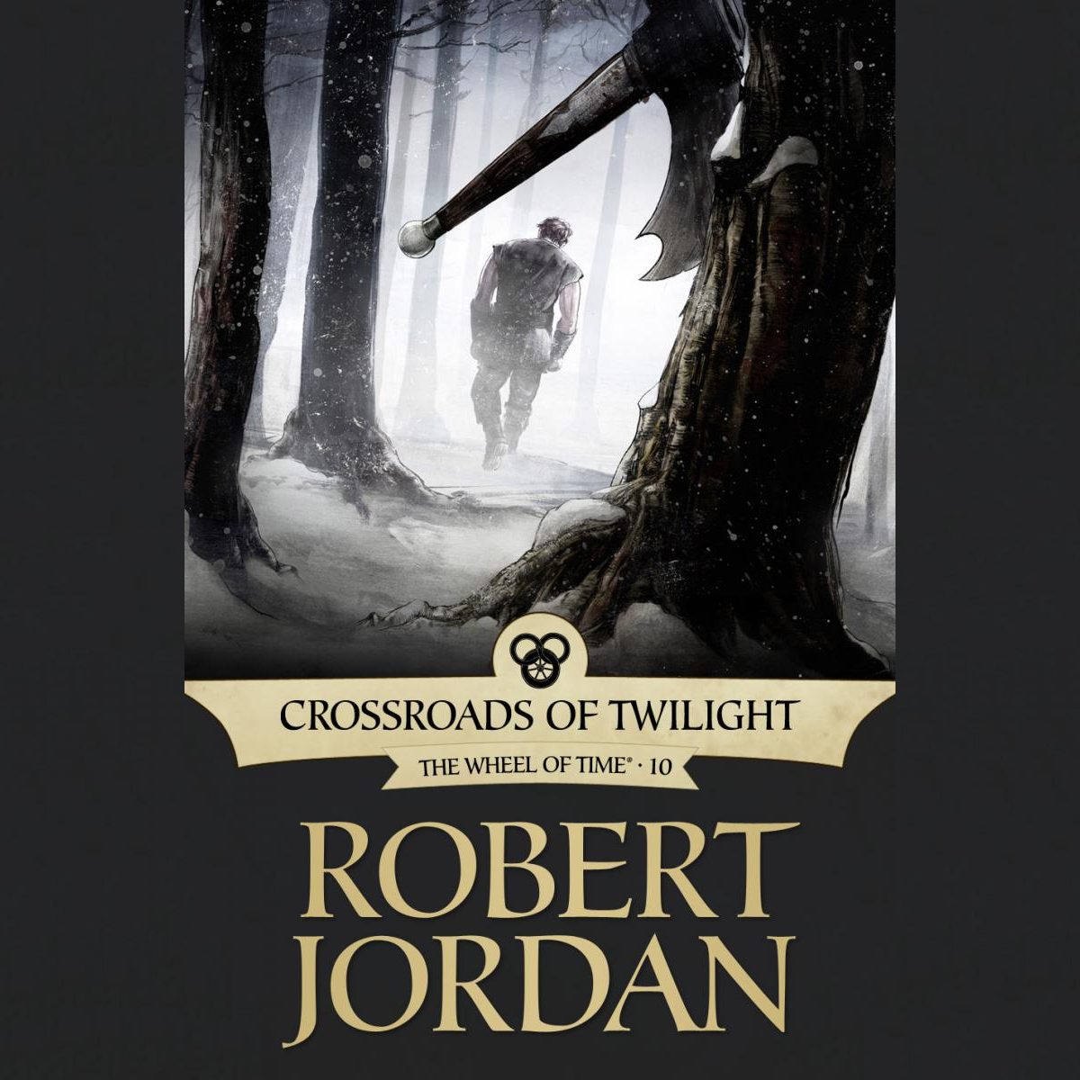 The Wheel Of Time #10: Crossroads Of Twilight