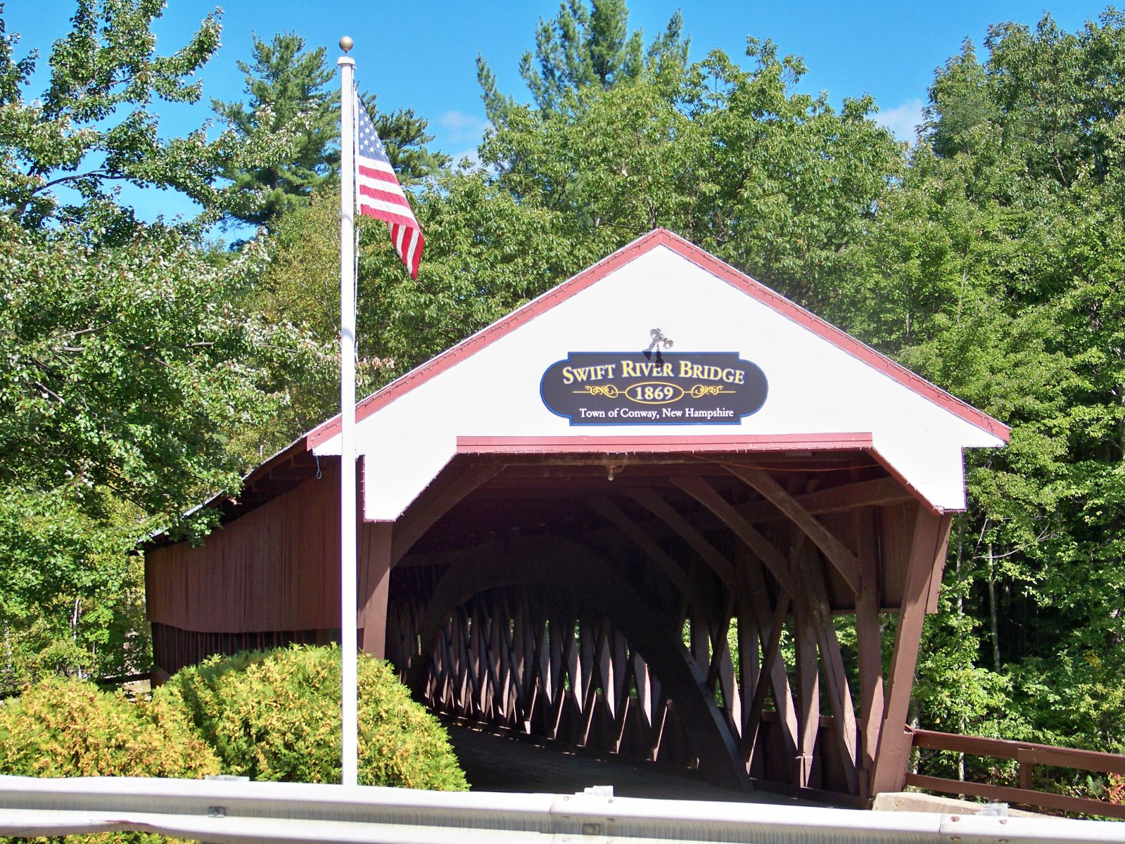 Swift River Bridge 3