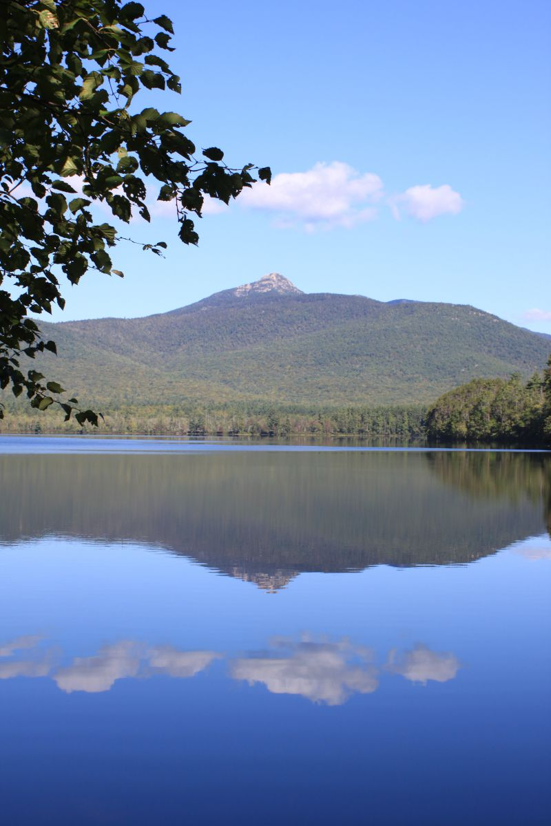 Reflections of Mt.Chocura
