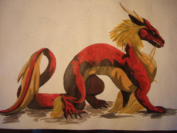 The Dragon Banner