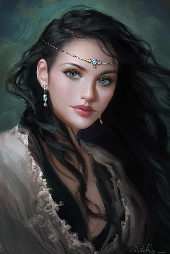 princess lauralye By selenada d6wy14i