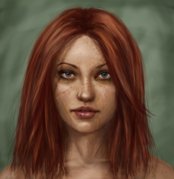 Character Portrait IV   edit By Jinxiedoodle
