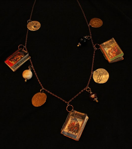 Dragonlance Chronicles Charm Necklace