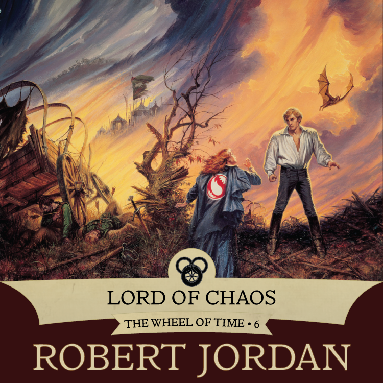 6. Lord Of Chaos (Full Art)