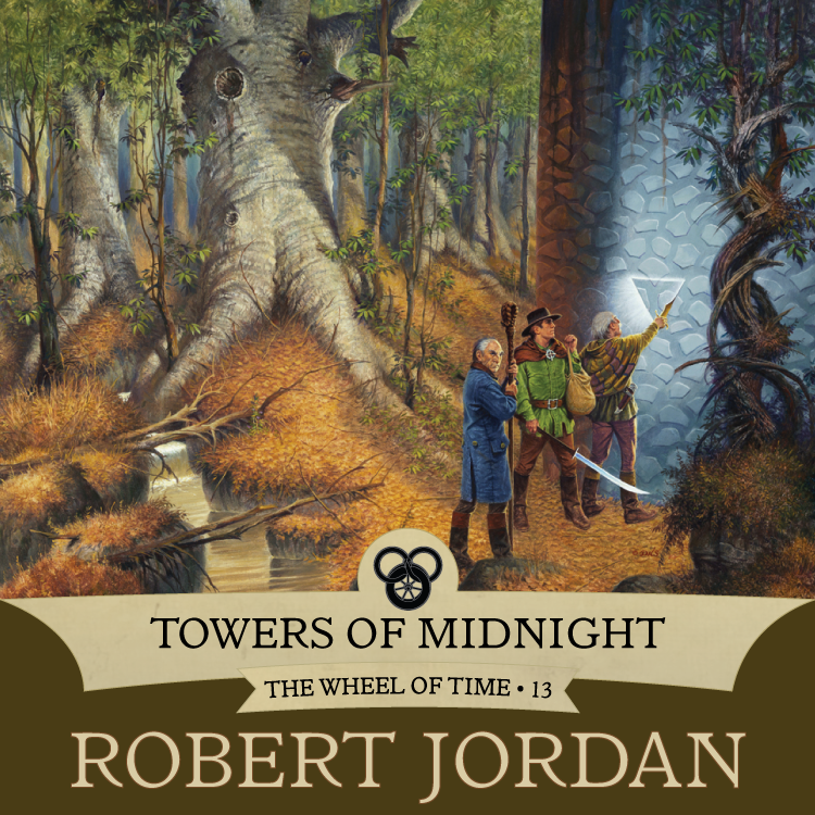 13. Towers Of Midnight (Full Art)