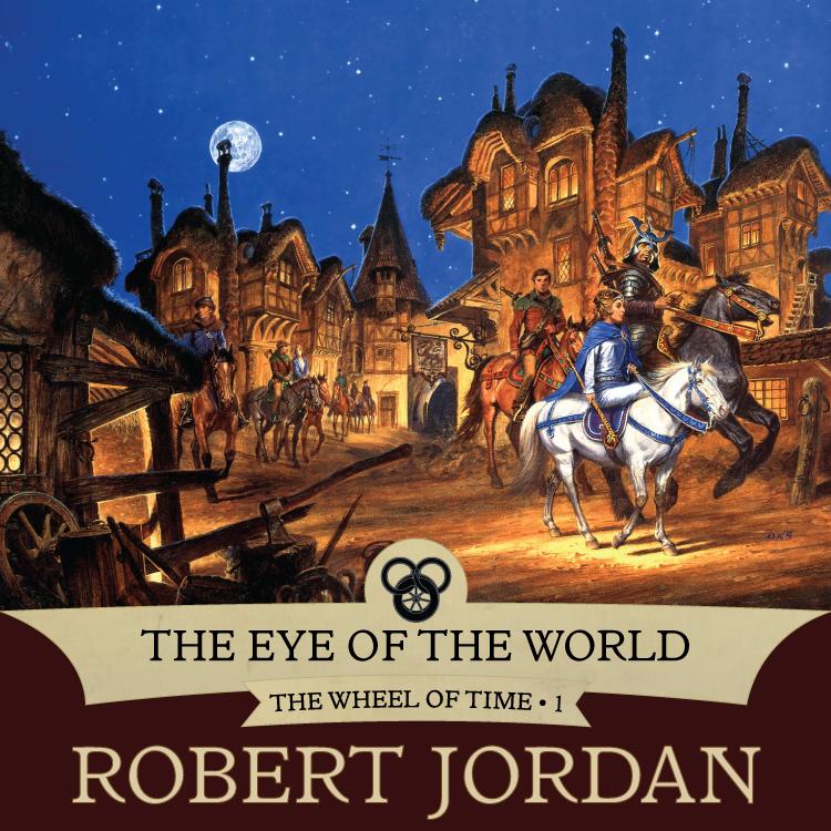 1. The Eye Of The World (alt) (Full Art)