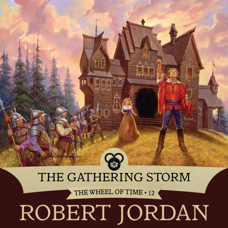 12. The Gathering Storm (Full Art)