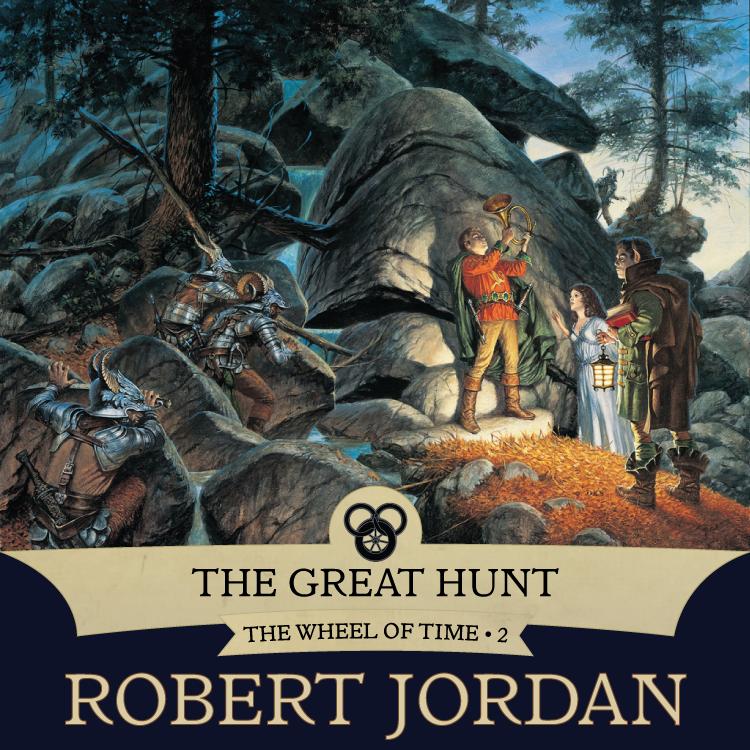 2. The Great Hunt (Full Art)