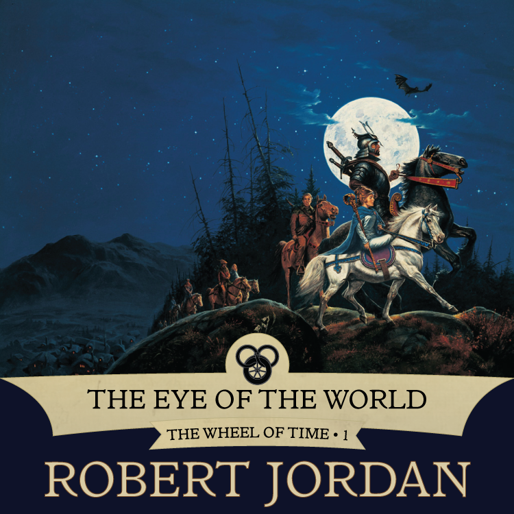 1. The Eye Of The World (Full Art)