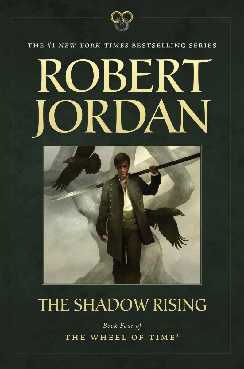 The Shadow Rising (2nd Edition)