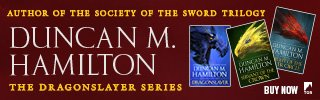 Dragonslayer Series by Duncan M. Hamilton