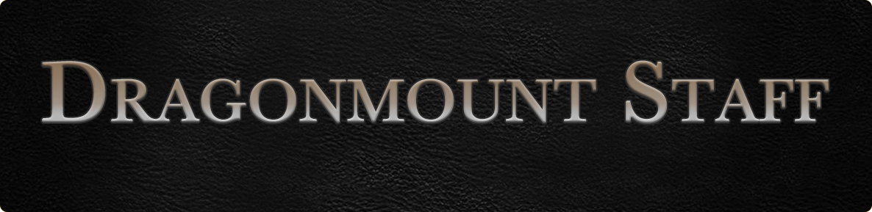 Dragonmount Staff