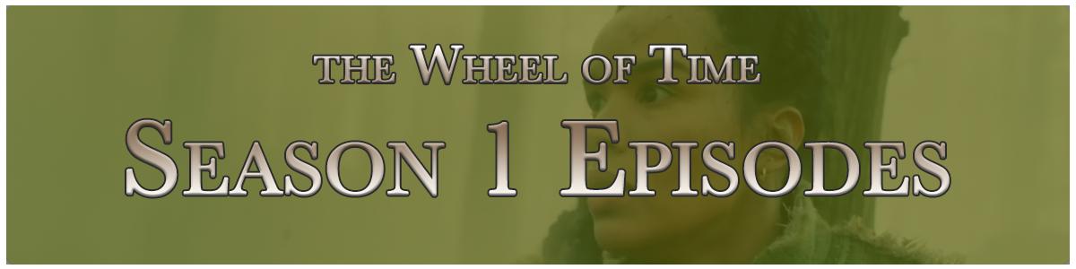 Wheel of Time Season 1 episodes