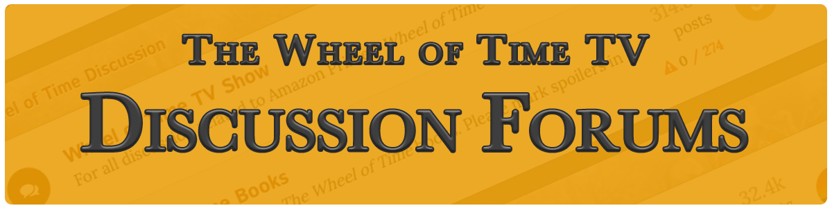 Wheel of Time TV forum
