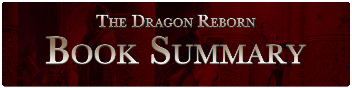 The Dragon Reborn - summary