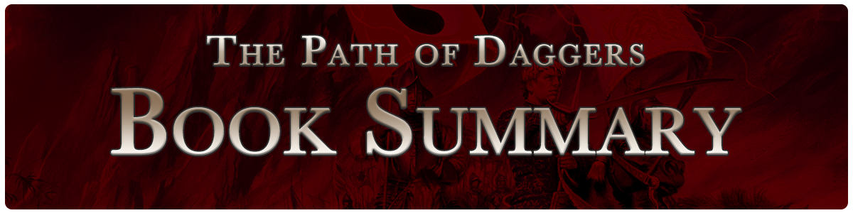 The Path of Daggers - summary