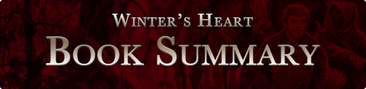 Winter's Heart - summary