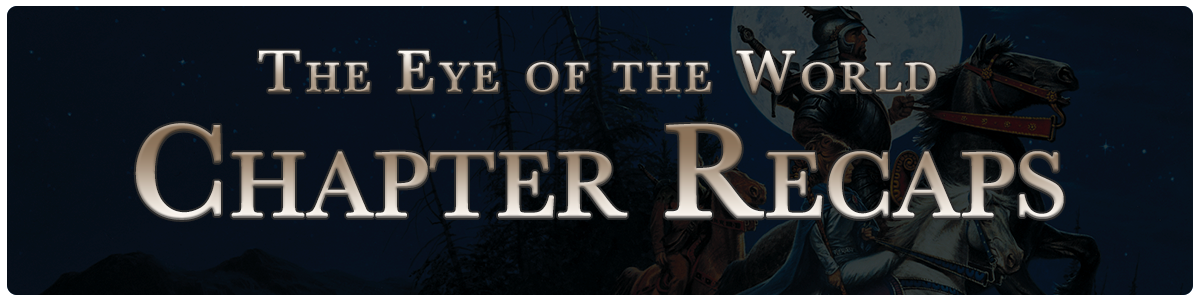 The Eye of the World - chapter recaps