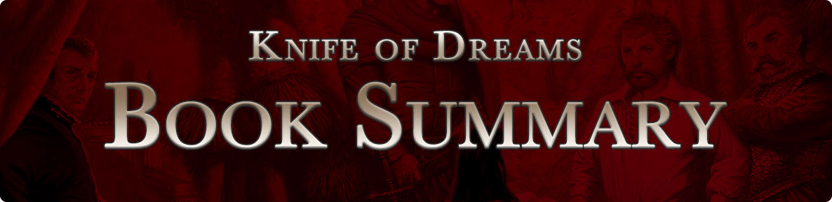 Knife of Dreams - summary