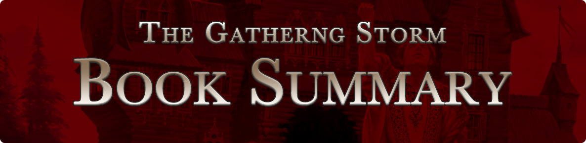 The Gathering Storm - summary
