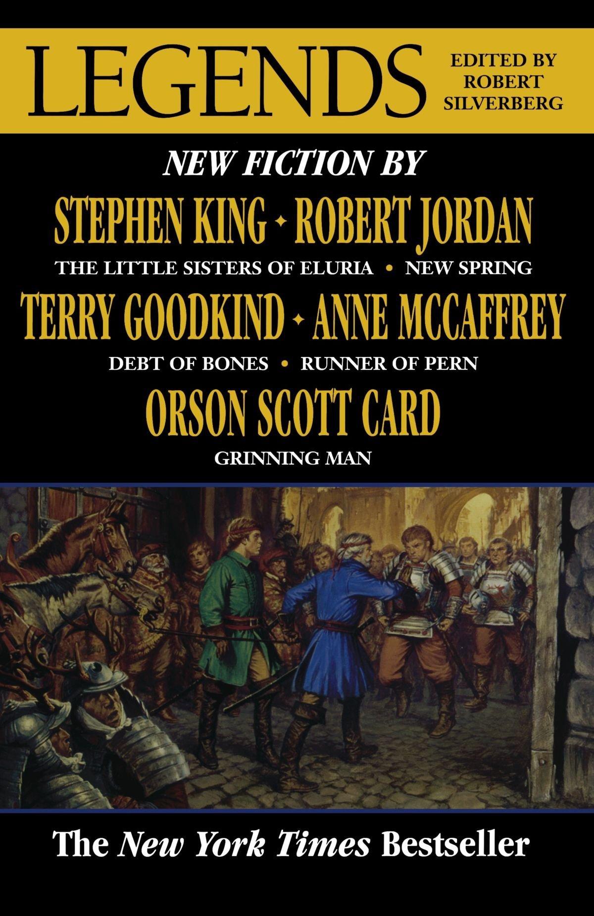 Legends Anthology